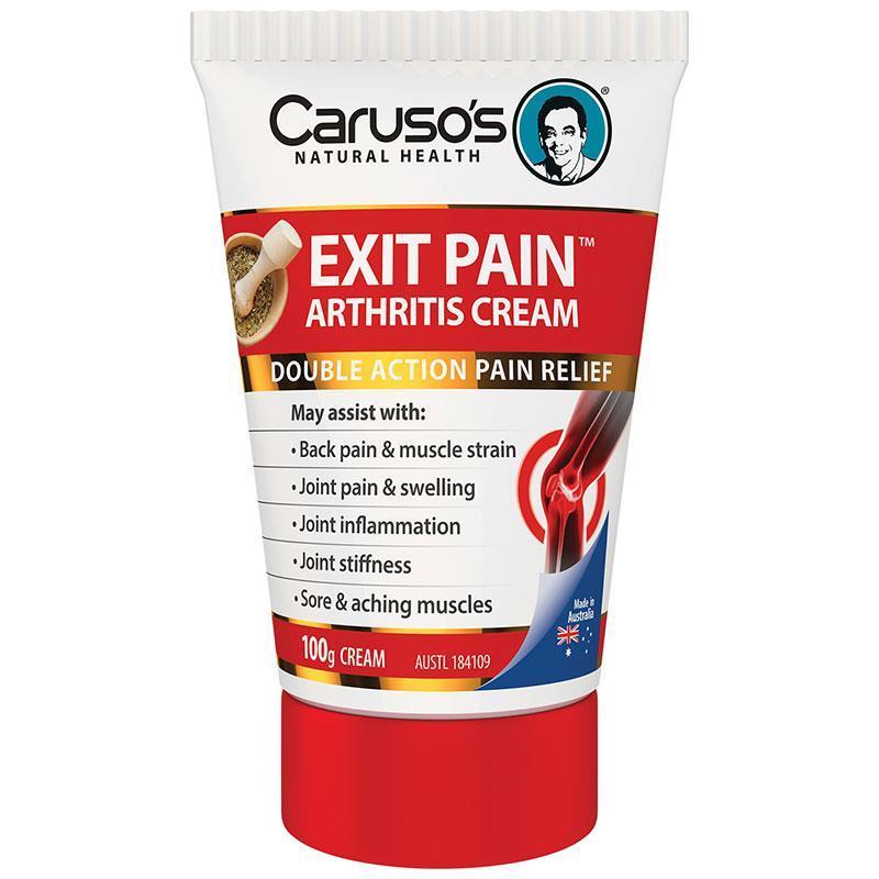 Caruso's exit pain Arthritis