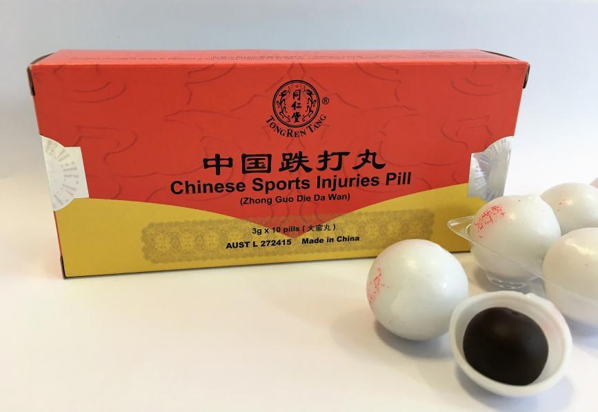 Chinese Sports Injuries Pill